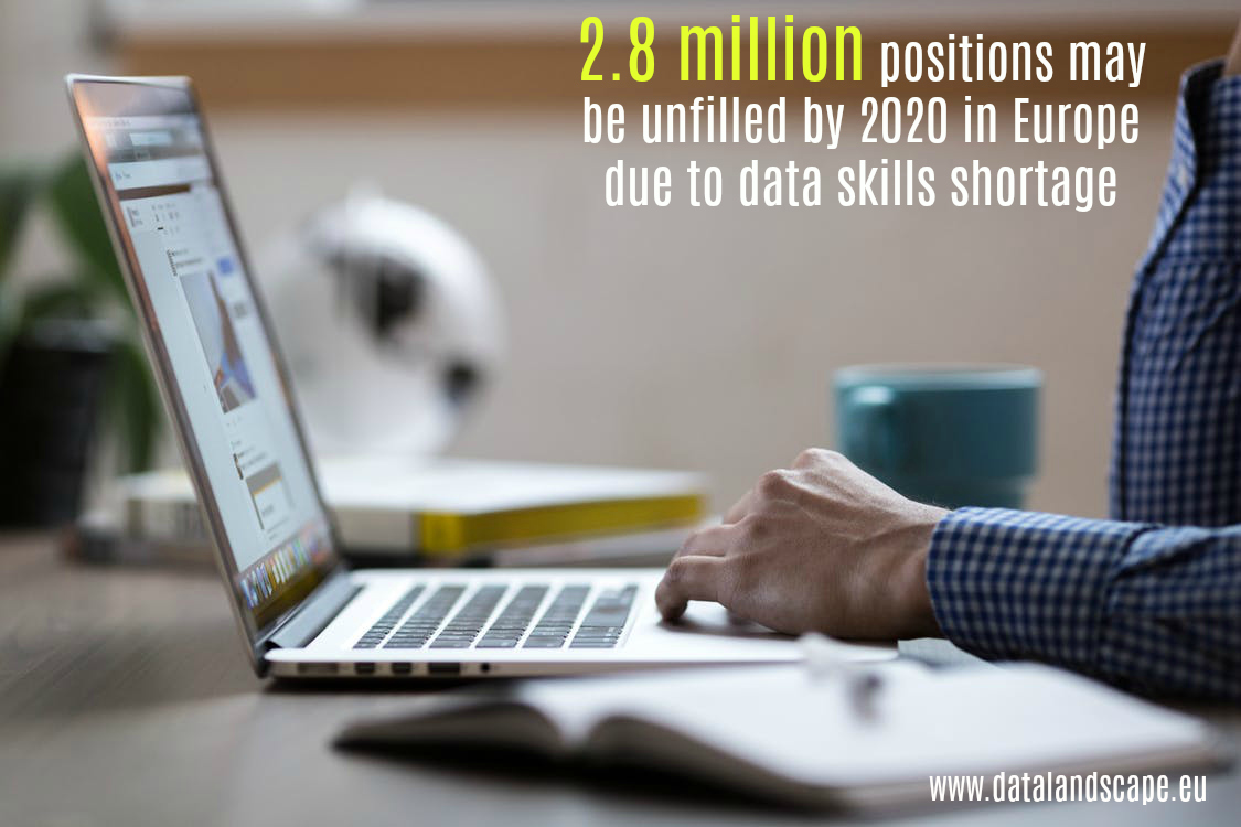 Do Europeans have enough data skills?